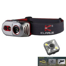 Klarus H1A Rechargeable Headlamp -550Lm -Battery Included w/Free NU05 LED Kit