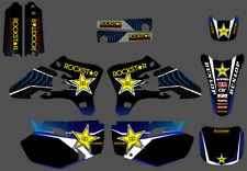 DECALS GRAPHICS BACKGROUNDS FOR YAMAHA YZ250F YZ450F YZF250 YZF450 03 2004 05 E