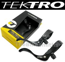 Tektro RL721 Bike Top Mount Cross Brake Levers Pair Black Set 31.8mm Cantilever