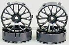 Tetsujin DAISY Wheels INSERTS Disk Adjustable Offset - BLACK - 4 pcs
