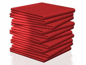 All Shine Absorbent Microfibre Valeting & Detailing Cloths for Inside & Out