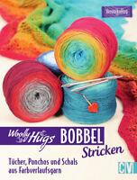 Woolly Hugs Bobbel Buch Stricken von Veronika Hug - Wolly Bobbel Anleitung