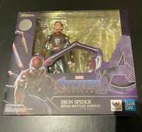 Avengers Endgame Iron Spider Final Battle Edition S.H.Figuarts Bandai In Stock