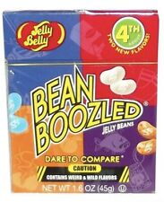 NEW 4TH EDITION  JELLY BELLY BEANBOOZLED JELLY BEANS - Extreme Candy Gag Gift