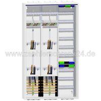 Hager Zählerschrank  4 Zähler  Verteiler 1400 mm ZB53S