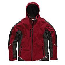 Abrigos y chaquetas de hombre rojos de nailon color principal rojo