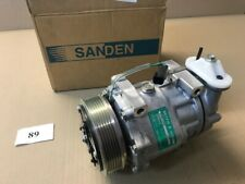 Klimakompressor Ford FIESTA V (JH_,JD_) FUSION 1.6 TDCI 1334194 original FORD
