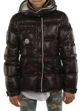 MONCLER QUINCY MARRONE LDSE85NOT44 giacca invernale piumino bambina