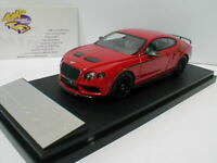 Almost Real 430402 - Bentley Continental GT3-R Bj. 2015 St James rot-China 1:43