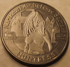 NORAD NEADS Northeastern Air Defense Sector Commander's Air Force Challenge Coin