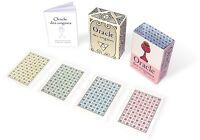 Oracle des origines - carte divinatoire comme jeu de Lenormand Belline & Mariana