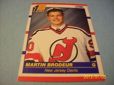 1990/91 Score First Round Draft Choice # 439 Martin Brodeur RC!