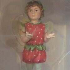 Cicely Mary Barker Flower Fairie RETIRED WITHOUT FLOWERS Strawberry