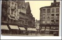 Valenciennes France  CPA AK ~1910/20 Entrée de la rue de Lille Straßenansicht