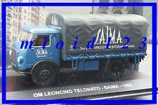 1/43 - OM Leoncino Telonato : SAIMA - 1953 - Die-cast