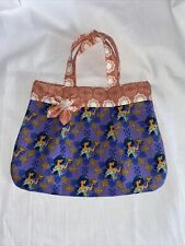Handmade Girls Handbag Princess Jasmine