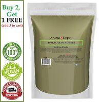1Lb  Wheatgrass Powder Pure Non-GMO Superfood Vegan Alfalfa Pasto de Trigo