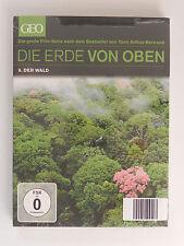DVD Die Erde von oben Geo 8 Der Wald Arthus Bertrand Neu originalverpackt