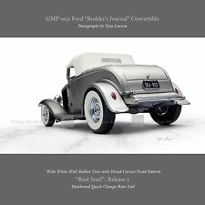 """1:18 GMP  ::  1932 FORD """"RODDER'S JOURNAL"""" FULL-FENDER CONVERTIBLE  ::  SOLD OUT"""