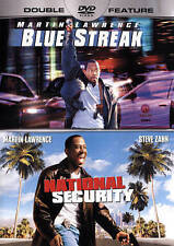 Blue Streak  National Security DVD