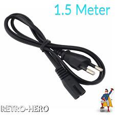 Stromkabel für Playstation PS1 PS2 PS3 Strom Kabel XBOX Sony PS 1 2 3 Netzkabel