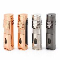 Butane Torch Turbo Lighter Spray Gun Windproof Cigar Cigarette Jet Gas Lighters