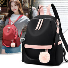 Women's The New Casual Backpack Laptop Bag Multifunction School Bag