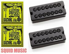 Seymour Duncan Invader 7 String Soapbar Active Mount ( 2 ERNIE BALL STRING SETS)