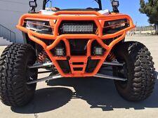 2018 2017 2016 Polaris General 1000 New Viper Front Bumper In Orange