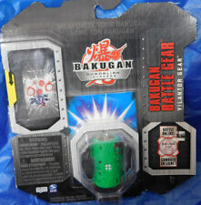 BAKUGAN Gundalian Invaders Battle Gear GOLD VILANTOR GEAR 2009
