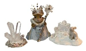 Wee Forest Folk Special  3 Piece Snow Queen Set Sold Out