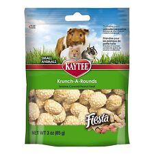 Kaytee Fiesta Krunch-A-Rounds Sesame Covered Peanut