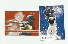 (2) LOT 2007 & 08 JUST MINORS JASON HEYWARD RC NM-MT  (CHICAGO CUBS)