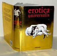 Erotica Universalis - Volume 1 - Paperback Books, Art Images, Gilles Neret, 2000