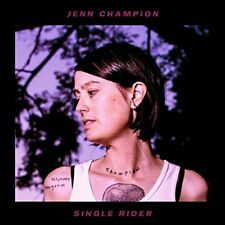 JENN CHAMPION - SINGLE RIDER (MC)   MC (KASSETTEN) NEU