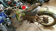 Kawasaki kv 100 wrecking all parts available  ( this auction is for one bolt )