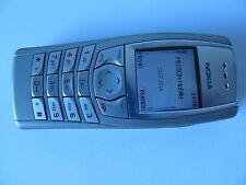 Nokia 6610 in grau - silber, Neuwertig, Simlockfrei , ideal für ältere Menschen