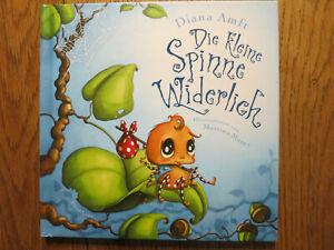 Die kleine Spinne Widerlich  Kinderbuch NEUWERTIG!