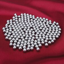 100pcs Durable Bike Steel Bearing Ball Beads Toy Outdoor Game car auto part 10mm