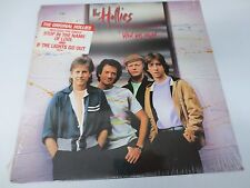 """THE HOLLIES WHAT GOES AROUND HYPE STICKER 12"""" SEALED LP RECORD"""