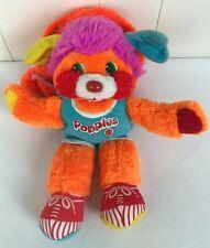 Vintage Mattel Sports Popples Dunkers Basketball Popple Stuffed Animal Plush Toy