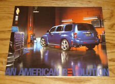 Original 2006 Chevrolet HHR Sales Folder Brochure 06 Chevy