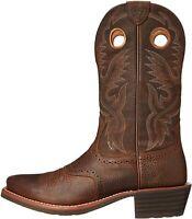 ARIAT Men's Heritage Roughstock Western Boot, Brown, Size 9.5 fjYV