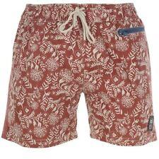 Crosshatch Floral Regular Big & Tall Shorts for Men