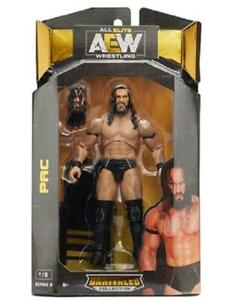 AEW Unrivaled Series 3 Pac Wrestling Figure BRAND NEW INSTOCK