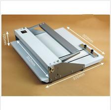 Update A3 Paper Folding Machine Manual Paper Marking Press B