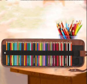 48 Colori Matite Kit Set Arte Disegno Professionale Acquerello Dipinto Matita