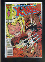 Uncanny X-Men 213 NM Mutant Massacre Wolverine vs Sabretooth  CBX11