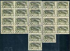 AEF 1940 Yvert 102 per 82 gestempelt ENGROS LOT 780€(D6979