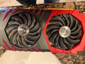 MSI AMD Radeon RX 480 (RX 480 GAMING X 4G) 4GB GDDR5 PCI Ex Video Card, TESTED!!